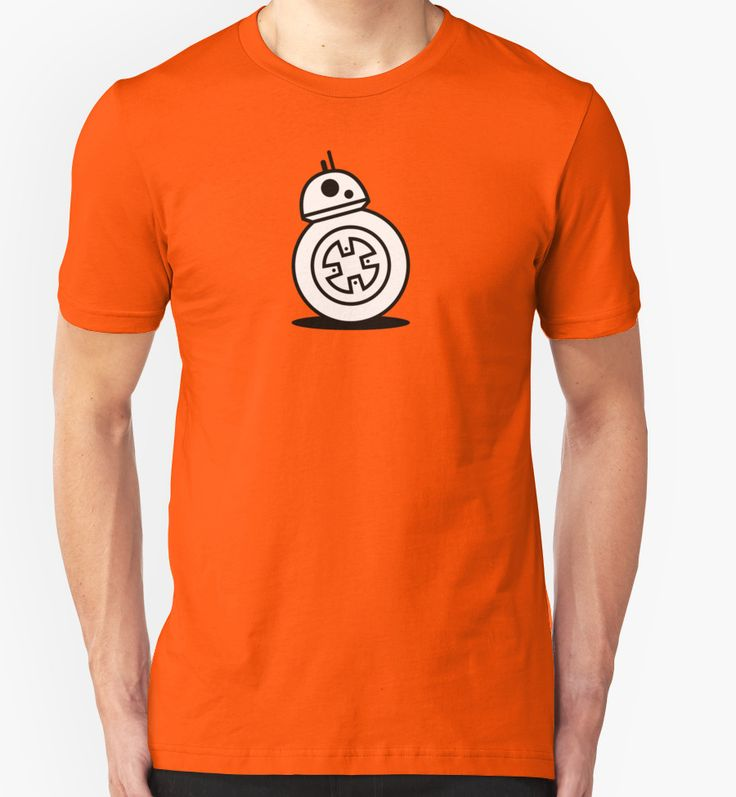 Star Wars: The Force Awakens BB-8 Symbol by biglime