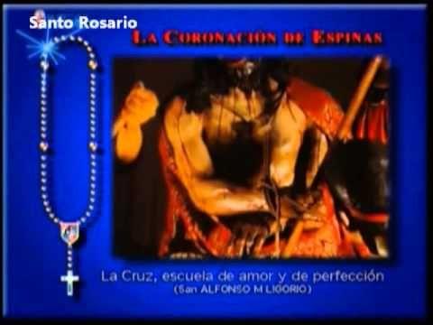 MI RINCON ESPIRITUAL: El Santo Rosario-Los 4 Misterios Juntos(Gozosos, D...