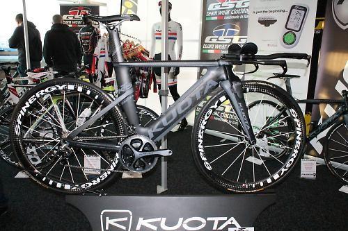 Kuota 2014 | Nieuwe modellen | Italiaanse Racefietsen