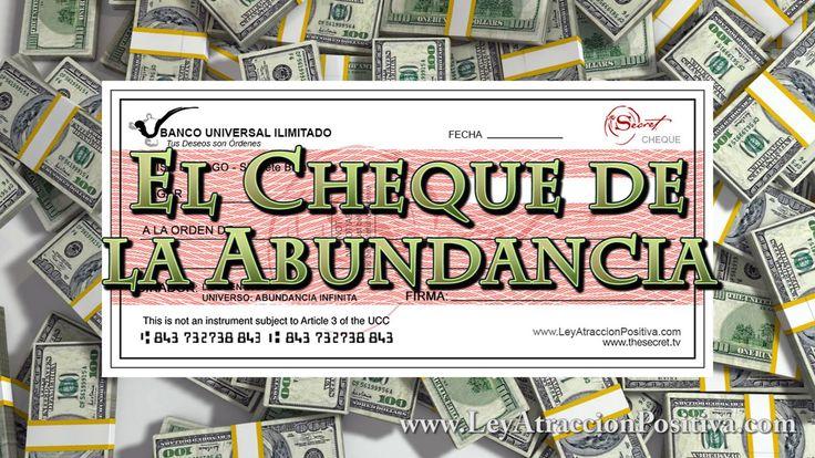 El Cheque de la Abundancia