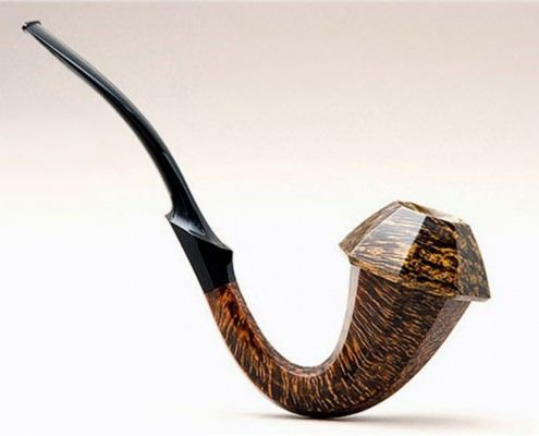 Classic Smoking Pipe. Designed by Viktor Yashtylov.
