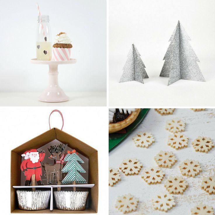 Mejores 145 im genes de navidad en pinterest - Como decorar la mesa en navidad ...
