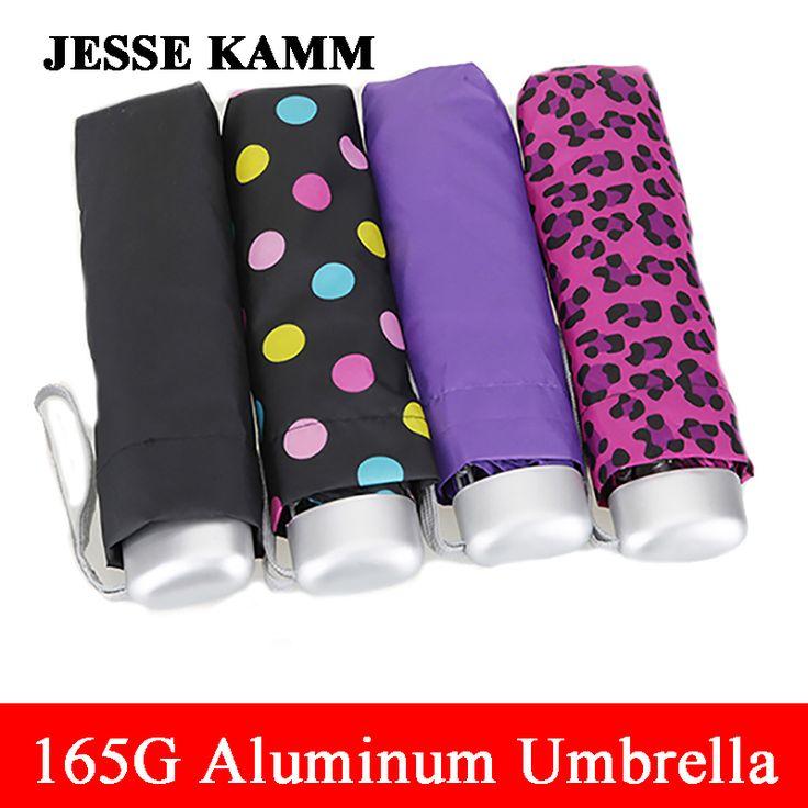 Male Female165G Compact  three  Folding Rain Travele light Aluminium Red Yellow  Women Men high quality cheap  fashion umbrellas #clothing,#shoes,#jewelry,#women,#men,#hats,#watches,#belts,#fashion,#style