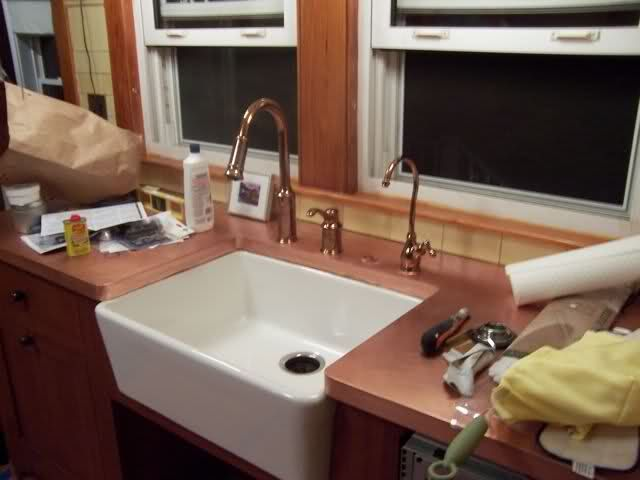 Off Center Kitchen Faucet   Google Search