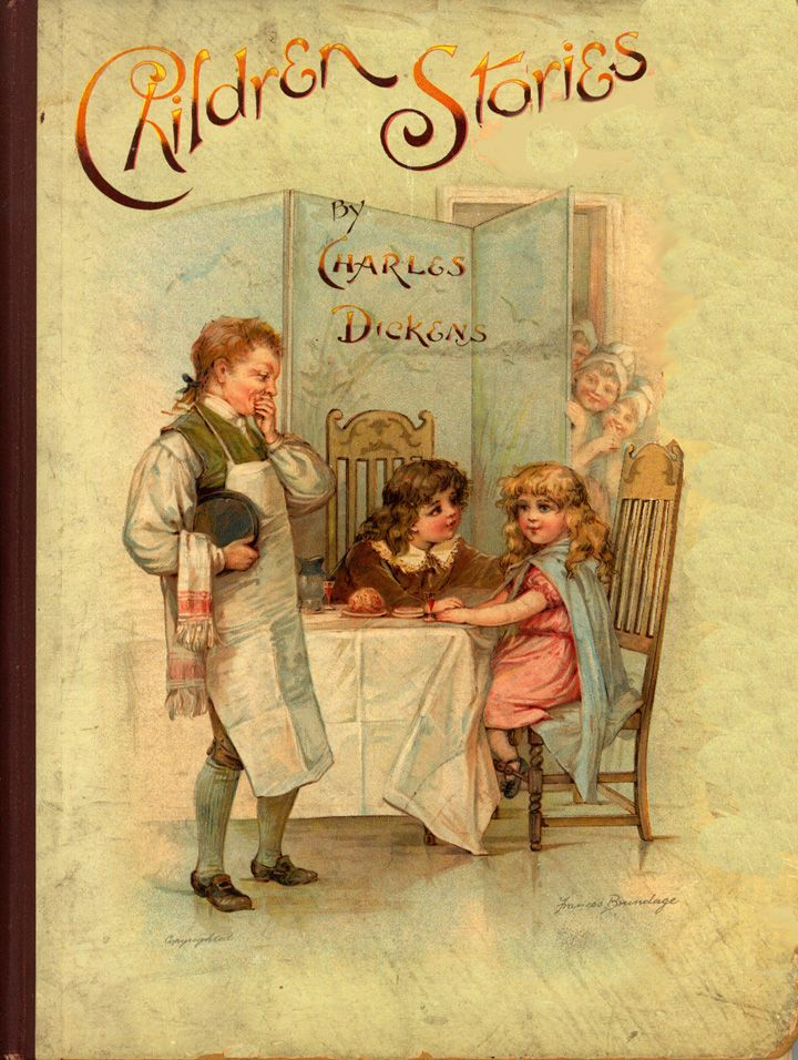 The Childhood of Charles Dickens