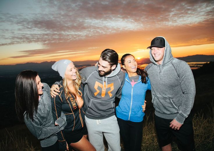 Find your Inner Wild in style. Click on the photo to shop for Ragnar gear!