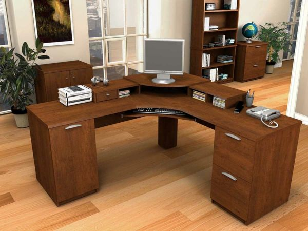 Büromöbel design holz  43 best Esstisch images on Pinterest | Home, Kitchen and Live