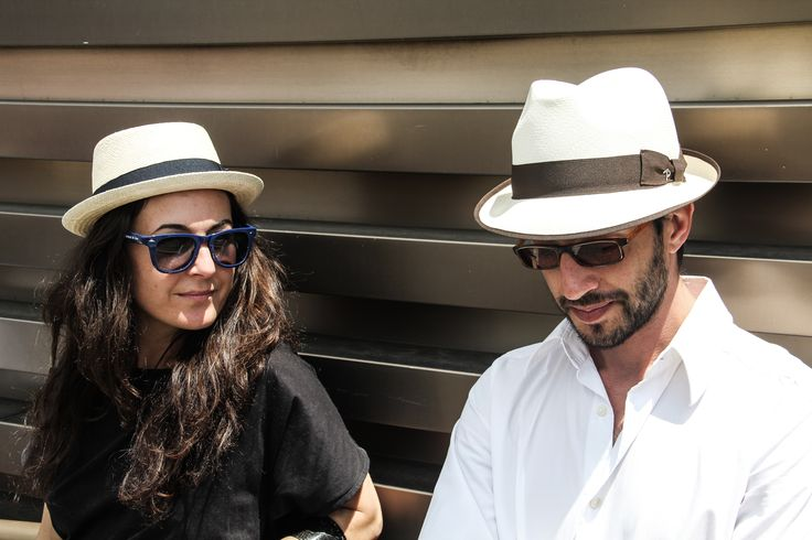 Panizza: perfect hats for Men and Women.