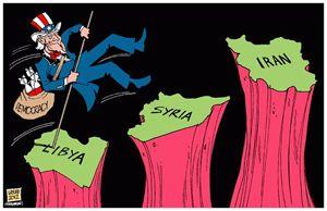 Siria: antecedentes de una partida del imperialismo al ajedrez de la muerte