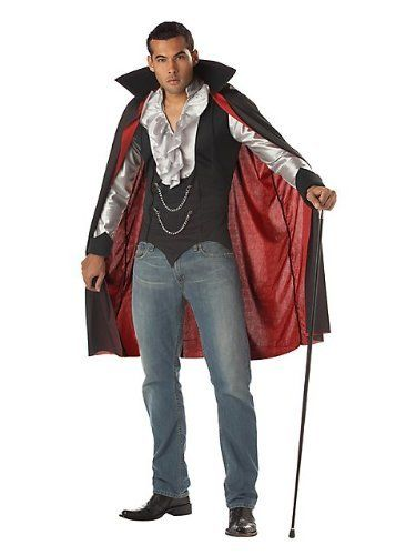 california costumes mens very cool vampire costume httpwwwamazon - Amazon Halloween Costumes Men