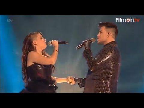 Saara Aalto & Adam Lambert sing Bohemian Rhapsody - The X Factor UK 2016 FINAL LIVE - YouTube