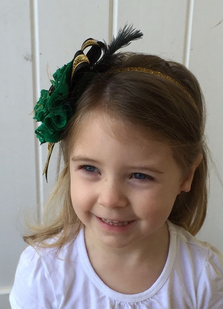 Saint Patric's Day Headband, Green Headband, Feather Headband, Girls St. Patric's Day Headband, Adult St. Patric's Day Headband by SundayChildBoutique on Etsy https://www.etsy.com/listing/262407259/saint-patrics-day-headband-green