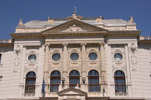 Budai Vigado in Budapest