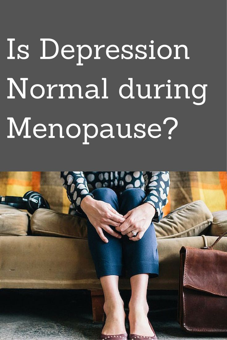 dating through menopause