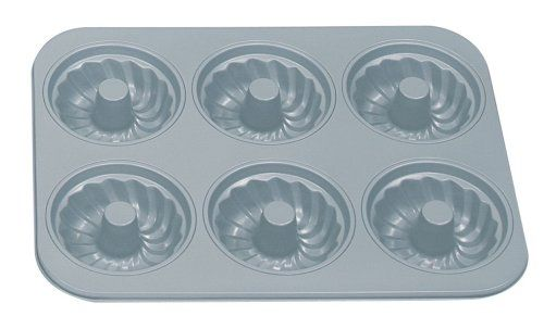 Fox Run Non-Stick Fluted Cake/Muffin Pan with Center Tube >> UNBELIEVABLE! Click the Pin to view this limited deal : Baking pans