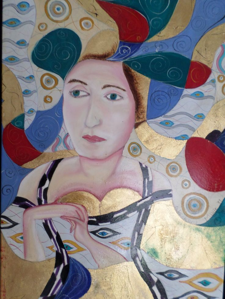 Not Klimt!