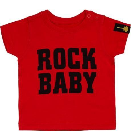 Stens favoritkläder - Å t-shirt Rock Baby
