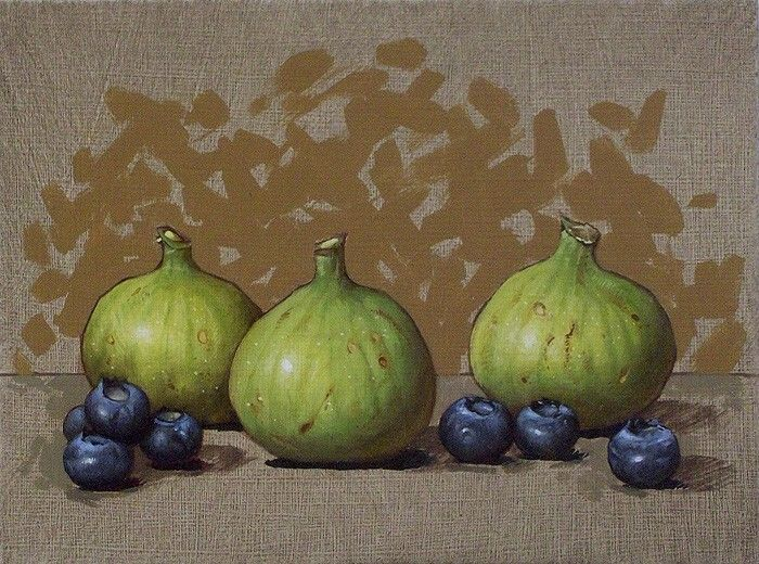 White Figs by Clinton Hobart