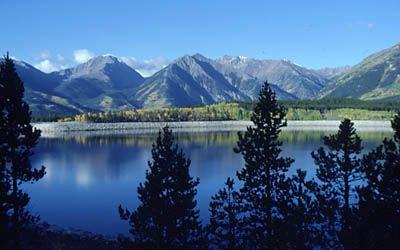 Turquoise Lake, Leadville, Colorado. Breathtaking views ...
