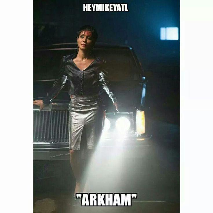 "Murders turn gruesome when crime lords battle for a piece of Gotham's pie. See how ""Arkham"" Asylum is reborn in the latest episode recap of ""Gotham!"" http://heymikeyatl.com/2014/10/14/gotham-arkham/ #Kontrol #Fox #DCComics #Gotham #BenMckenzie #JadaPinkettSmith #JimGordon #FishMooney #BatmansOrigins #BatmansRoguesGallery #villains #Arkham @jadapsmith @mrbenmckenzie @ben_mckenzie #HeyMikey #HeyMikeyAtl written by @HeyMikeyAtl"