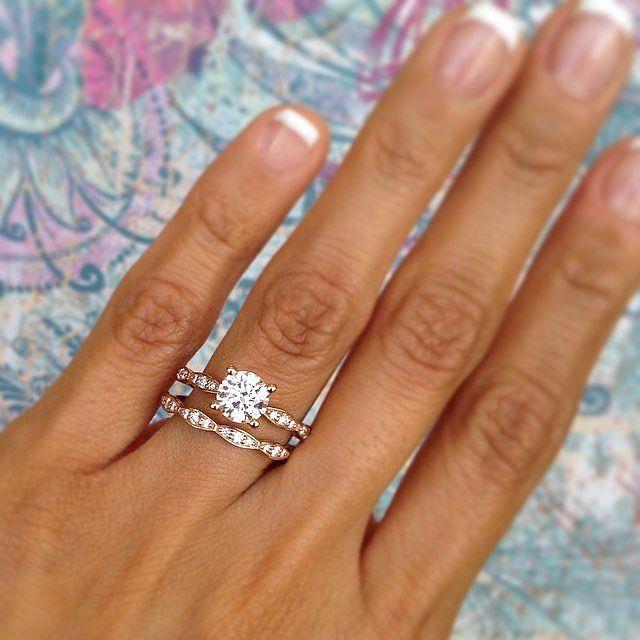 Best 20+ Plain engagement rings ideas on Pinterest | Small ...