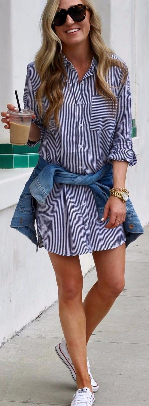 popular stripped dress you will definitely go search for