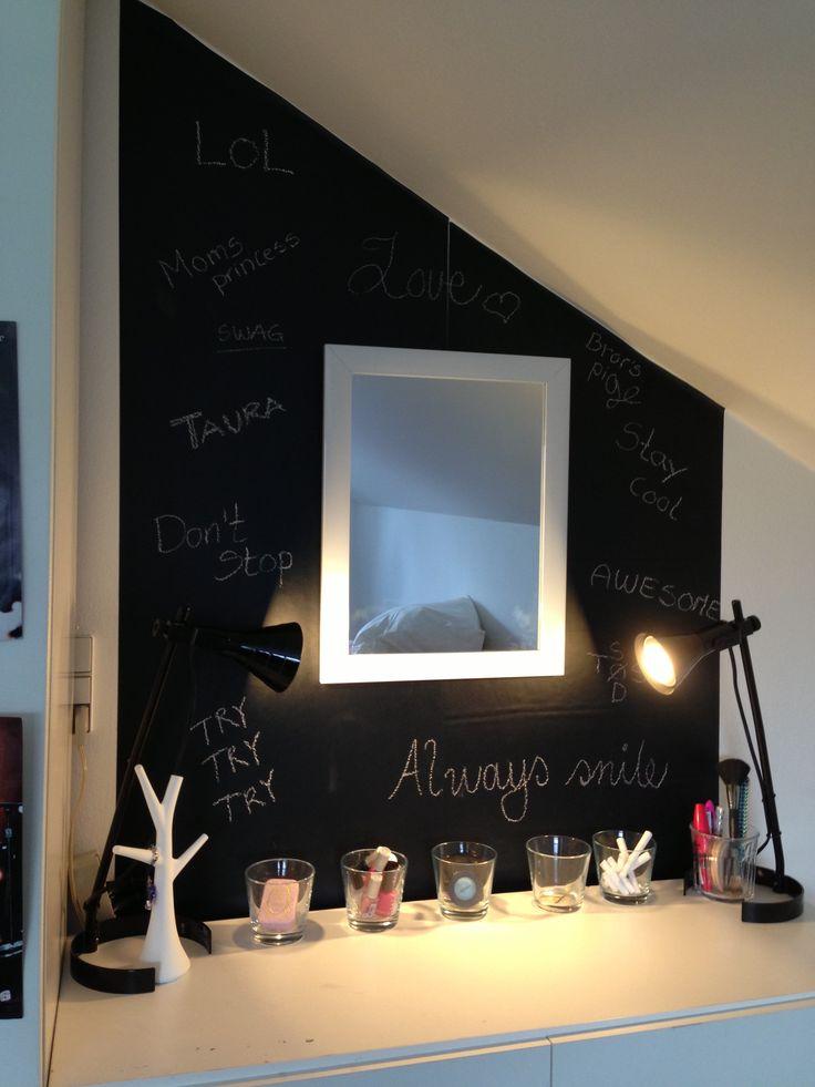 Make-up bord