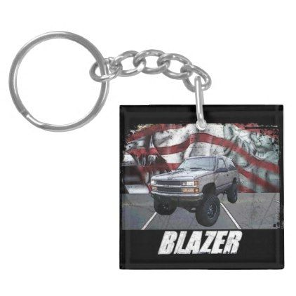 1994 Blazer Keychain - diy cyo customize create your own personalize
