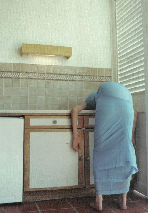 COMME DES GARÇONS, ANGELA LINDVALL BY MARK BORTHWICK FOR PURPLE FASHION SUMMER 1997