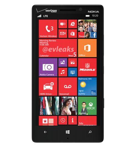 Se filtran imágenes del Nokia Lumia 929, el que sería el segundo teléfono Windows Phone en contar con resolución Full HD en su pantalla.