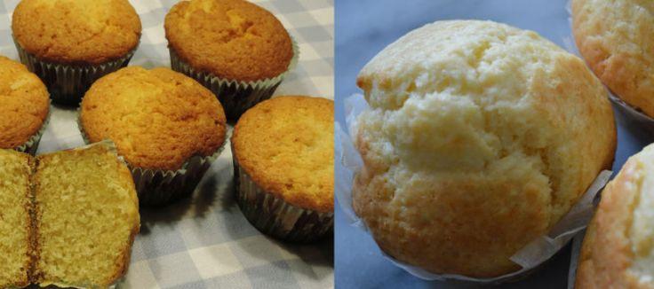 Cupcake vs muffin inclusief basisrecepten | Lekker Tafelen