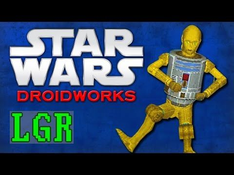 Star Wars DroidWorks: Robot Abomination Simulator - YouTube