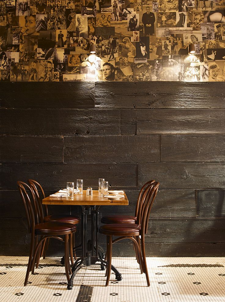 Love wall. A MARKZEFF PROJECT: Interiors at The Smith restaurant in New York. #photography