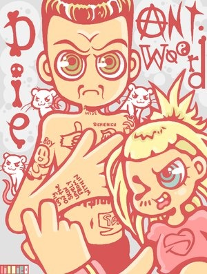 die antwoord by Lillico <3