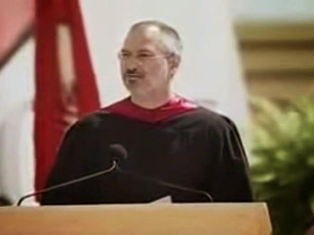 eniaftos: Steve Jobs: Stay Hungry... Stay Foolish (Video)