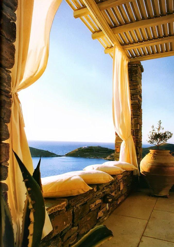 Olga Papatriantafyllou - Google+ - Tzia island, Greece
