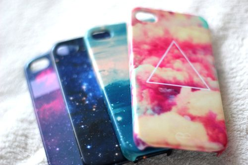 Hipster iPhone Cases | via Tumblr