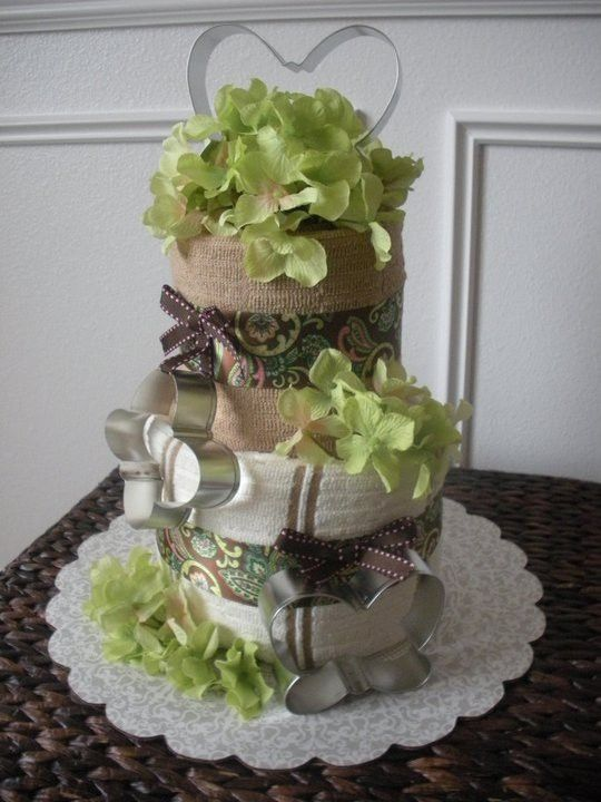 towel wedding cakes 59 best images about bridal shower amp kitchen gifts on 21113