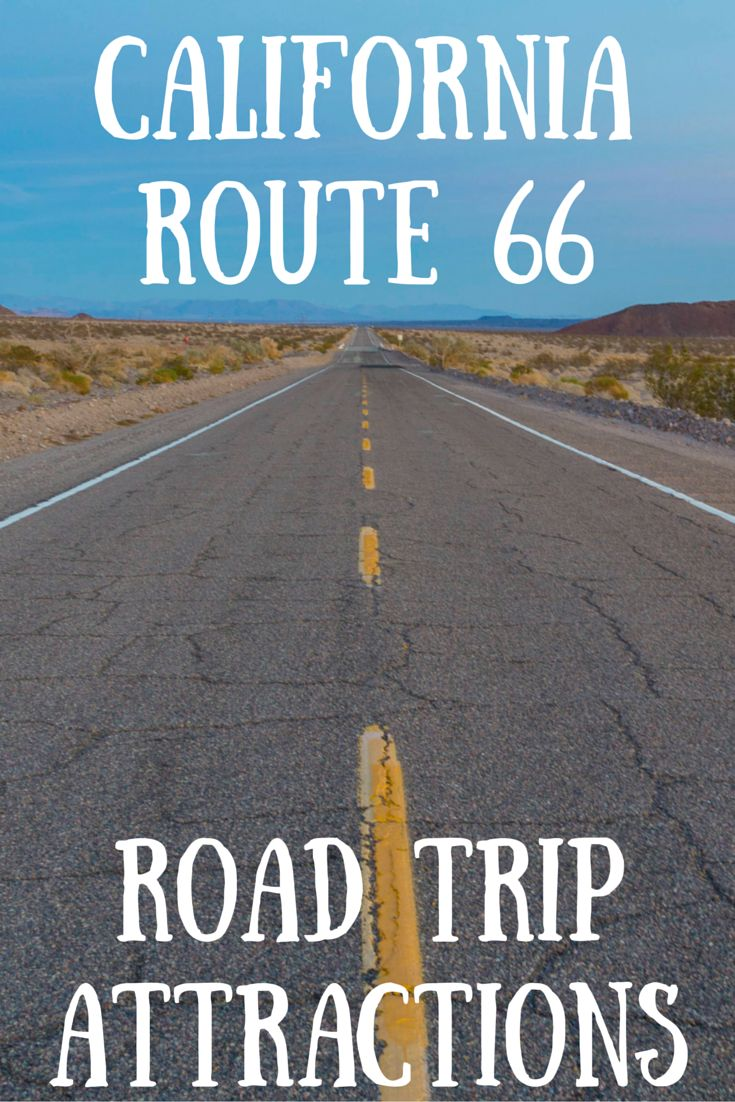 Travel the World: What to see and things to do on a California Route 66 road trip, including Route 66 attractions.