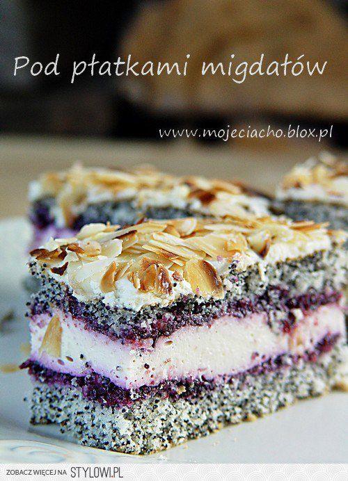 Ciasta przekładane - Moje ciacho *u mnie szklanka to 2… na Stylowi.pl