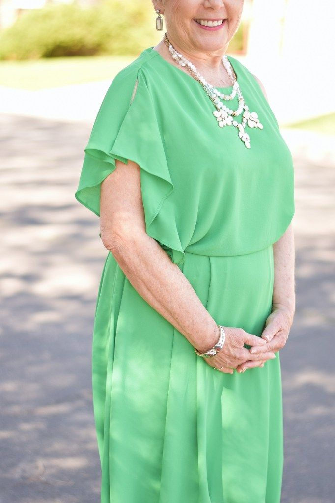 Beautiful Dresses for Women over 60 from #VIPme.com