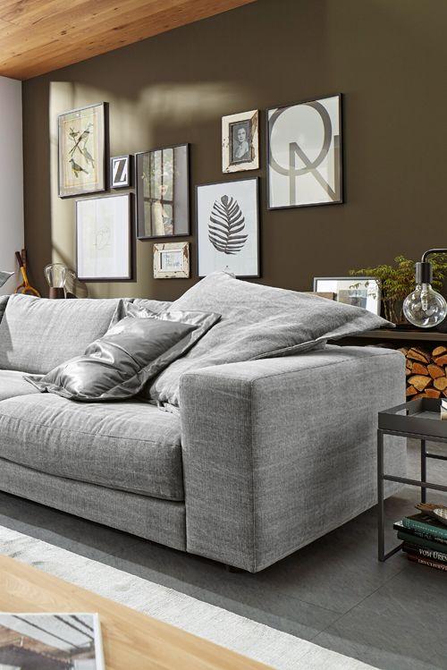 zum reinkuscheln gemutliches sofa natura pasadena mehr ideen rund um wohnen und einrichtung gibts