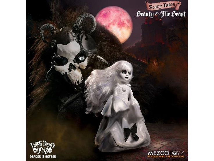 Living Dead Dolls Presents Scary Tales: Beauty & The Beast - Living Dead Dolls Living Dead Dolls Presents