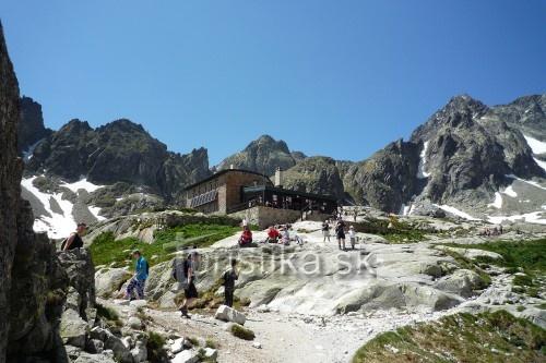 Téryho chata je najvyššie položená horská chata vo Vysokých Tatrách s celoročnou prevádzkou. Nachádza sa v hornej časti Malej Studenej doliny pri Piatich Spišských plesách. Svoju vysokohorskú turistiku si tak môžete spríjemniť návštevou Téryho chaty a oddýchnuť si tu po vyčerpávajúcom výstupe.