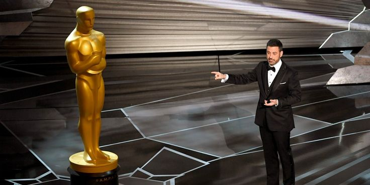 From Harvey Weinstein to Mark Wahlberg Jimmy Kimmel didn't pull punches in his Oscars opening