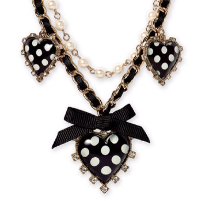 17 Best Images About Betsey Johnson Necklaces I Have In My