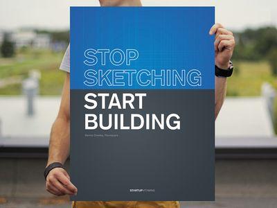 Dennis Crowley: Stop sketching. Start building.