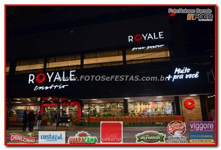 Inauguração Empório Royale - Resende/RJ (31/07/2017)