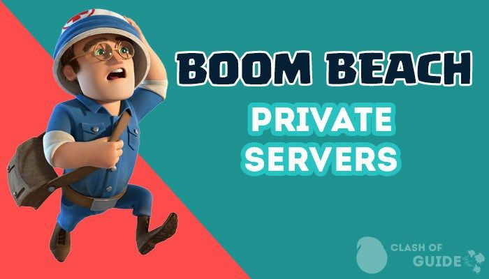 Boom Beach Private Servers for Android & iOS (Latest Update)