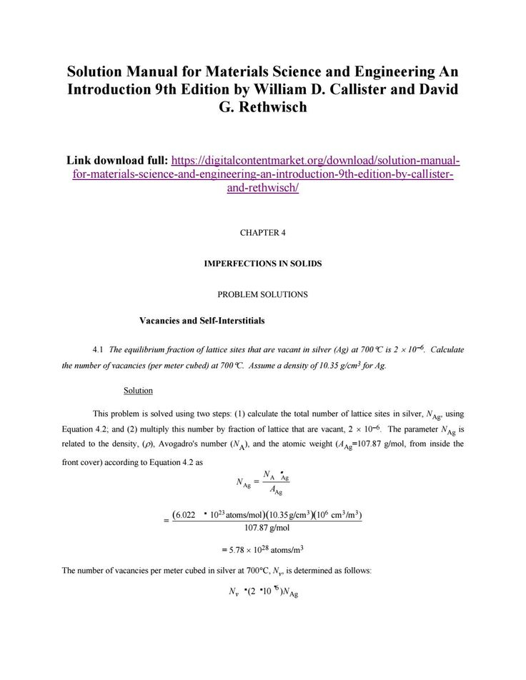 16 best solution manual 2 images on pinterest solution manual for materials science and engineering an introduction 9th edition by callister and r fandeluxe Image collections